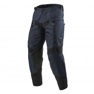 Motokrosové kalhoty Revit Peninsula modré zkrácené