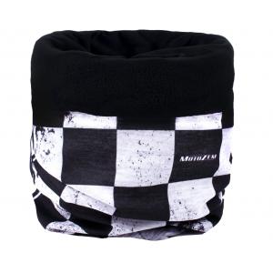 Multifunkční šátek na motorku s fleecem Motozem