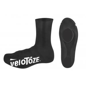 Návleky na cyklistické tretry Velotoze Road černé