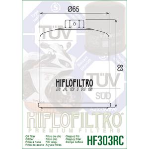 Olejový filtr HIFLOFILTRO HF303RC Racing