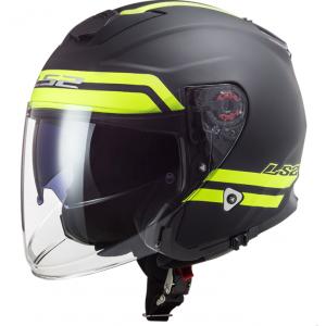 Otevřená přilba na motorku LS2 OF521 Infinity Hyper výprodej