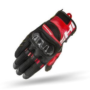 Rukavice na motorku Shima X-Breeze 2 černo-červené