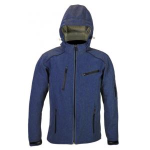 Softshellová bunda 4SQUARE Soft modrá výprodej