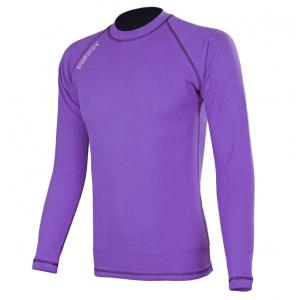 Termo triko RSA Heat fialové dlouhý rukáv výprodej