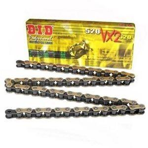VX série X-Kroužkový řetěz D.I.D Chain 520VX2(VX3) 106 L