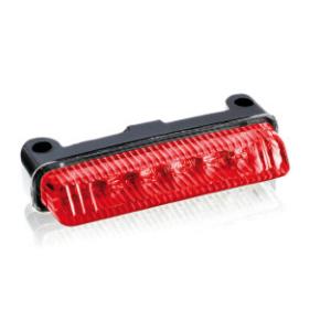 Zadní brzdové světlo PUIG TT (75 x 15 mm) 4602R červené sklíčko