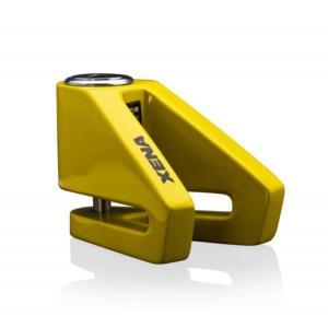 Zámek na kotoučovou brzdu XENA X1 žlutý