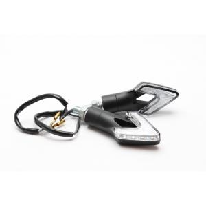 LED miniblinkry MOTION STUFF ARROW černá