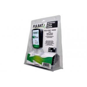 Nabíječka baterií FULBAT FULLOAD 1000 6-12V 1A (vhodné také pro lithiové baterie)