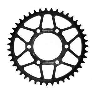 Řetězová rozeta SUPERSPROX RFE-478:43-BLK černý 43 zubů, 520