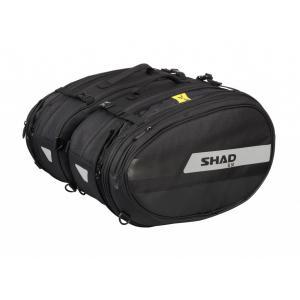 Rozšiřitelná boční brašna SHAD SL58