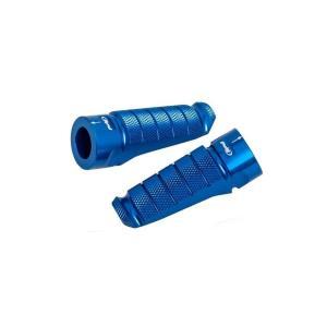Stupačky bez adaptérů PUIG RACING 6301A modrá