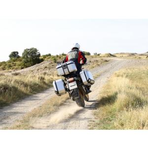 Vrchní hliníkový kufr na motorku SHAD Terra TR48 D0TR48100