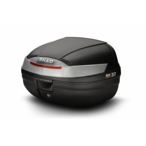 Vrchní kufr na motorku SHAD SH37 černá