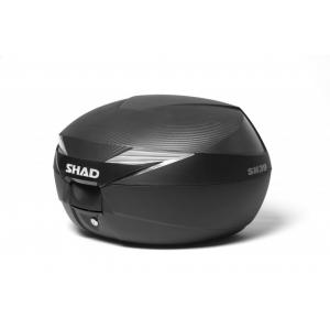 Vrchní kufr na motorku SHAD SH39 karbon