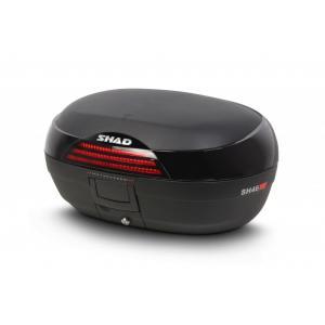 Vrchní kufr na motorku SHAD SH46 černý
