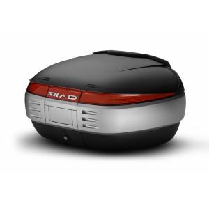 Vrchní kufr na motorku SHAD SH50 černá
