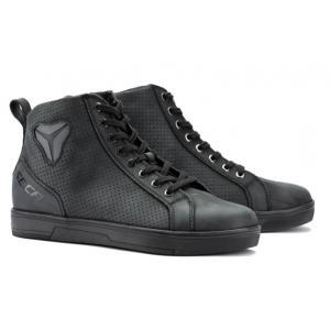 Boty na motorku SECA Kent černé