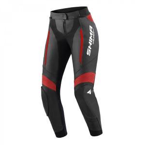 Dámské kalhoty na motorku Shima Miura 2.0 černo-červené
