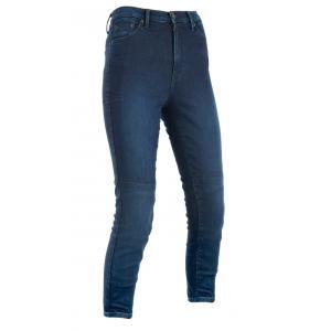 Dámské kalhoty Oxford Original Approved Jeggings AA modré indigo
