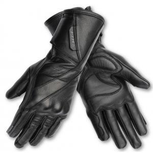 Dámské rukavice na motorku SECA Sheeva III černá