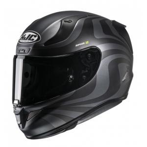 Integrální přilba na motorku HJC RPHA 11 Eldon MC5SF černo-šedá