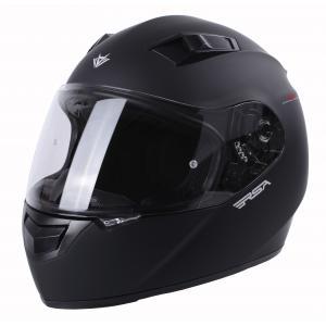 Integrální přilba na motorku RSA Trophy černá matná