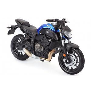 Model motocyklu Maisto 2017 Yamaha MT07