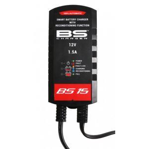 Nabíječka baterií BS-BATTERY SMART BS15 12V 1500mA