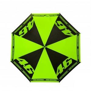 Skládací deštník VR46 Valentino Rossi Doctor černo-fluo žlutý