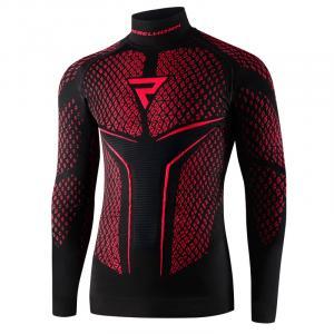 Termo triko Rebelhorn Therm II  černo-červené