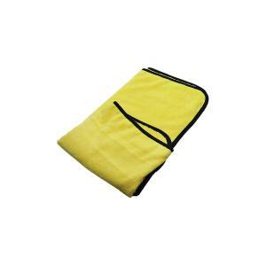 Utěrka z mikrovlákna Oxford Super Drying Towel žlutá