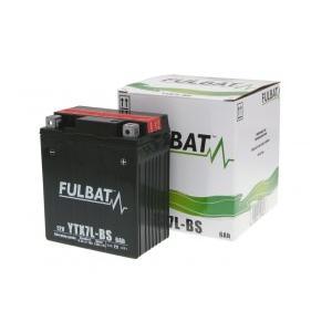 Bezúdržbová motocyklová baterie FULBAT FTX7L-BS (YTX7L-BS)