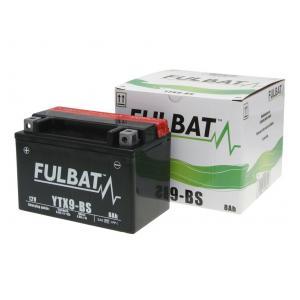 Bezúdržbová motocyklová baterie FULBAT FTX9-BS (YTX9-BS)