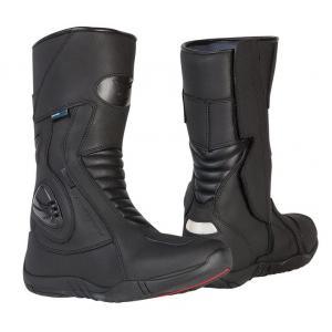 Boty na motorku Rebelhorn Hail černé matné