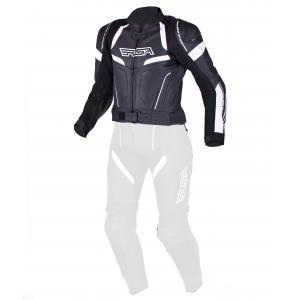 Dámská bunda RSA Speedway černo-bílá