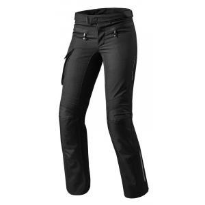 Dámské kalhoty na motorku Revit Enterprise 2 černé prodloužené výprodej
