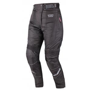 Dámské kalhoty na motorku RSA Queen černé