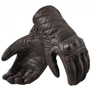 Dámské rukavice na motorku Revit Monster 2 hnědé výprodej