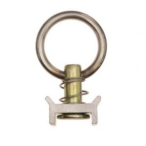 Jednoduché kotvící oko Q-TECH stříbrné výprodej