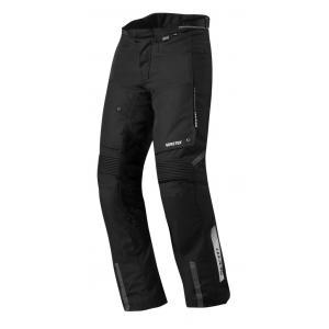 Kalhoty na motorku Revit Defender Pro GTX černé zkrácené výprodej