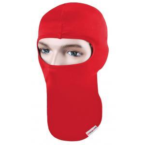 Kukla pod helmu Motozem červená