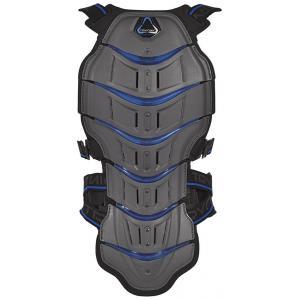 Páteřový chránič, chránič zad Tryonic 3.7 šedo/modrý