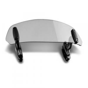 Přídavné plexi nastavitelné PUIG 5852H připevnění pomocí šroubů kouřová
