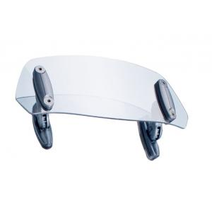Přídavné plexi nastavitelné PUIG 5852W připevnění pomocí šroubů průhledný