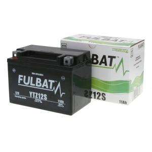 Továrně aktivovaná motocyklová baterie FULBAT FTZ12S (YTZ12S)