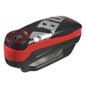 Zámek s alarmem na kotouč Abus Detecto 7000 RS1 červený výprodej