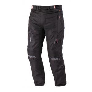 Zkrácené kalhoty na motorku RSA Racer 2 černé