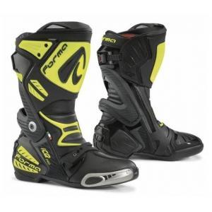 Boty na motorku Forma Ice Pro černo-fluo žluté