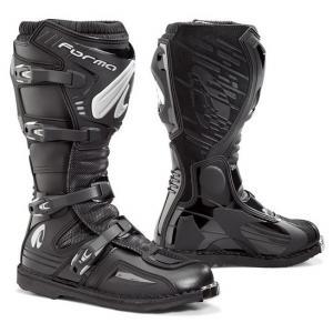 Boty na motorku Forma Terrain EVO černé